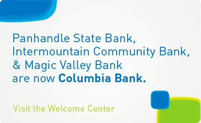 Welcome to Columbia Bank