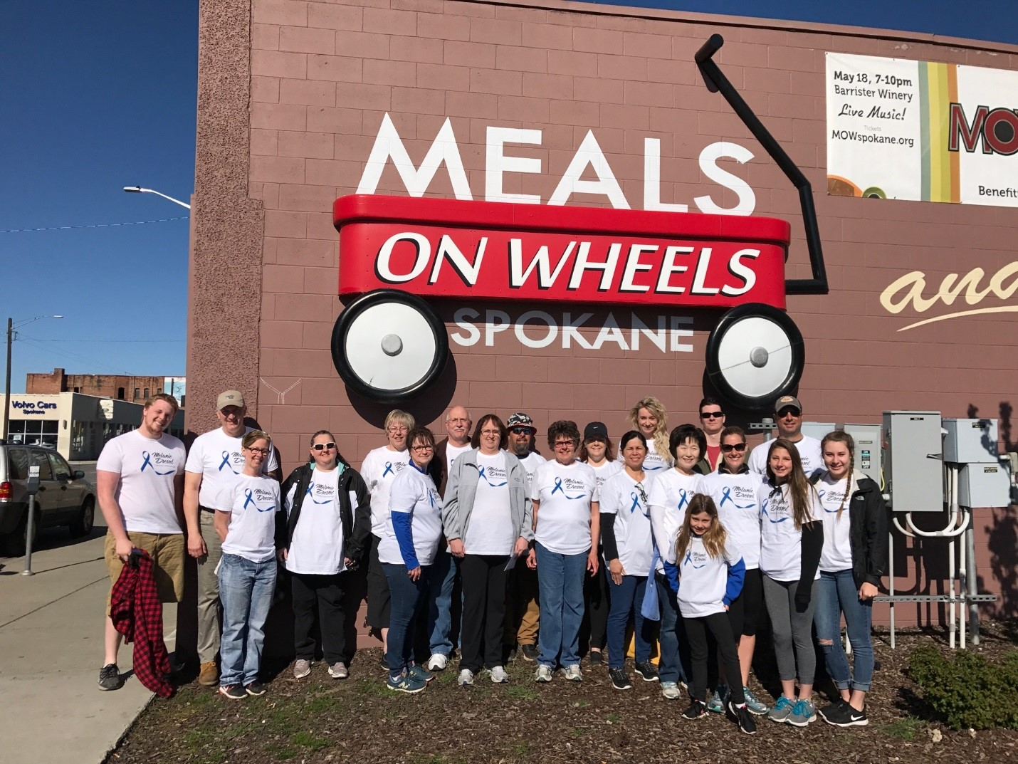 Spokane, Washington: Meals on Wheels