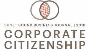2018 Corporate Citizenship Award | Puget Sound Business Journal