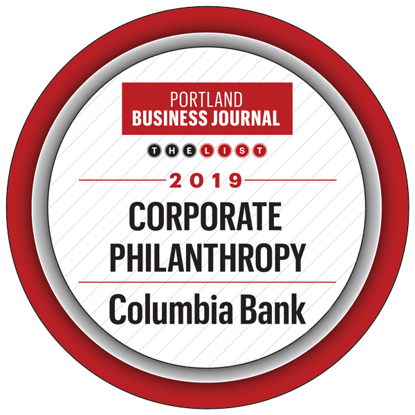 2019 Corporate Philanthropy Award | Portland Business Journal