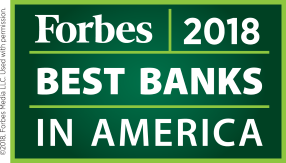 2018 Best Banks in America | Forbes Magazine