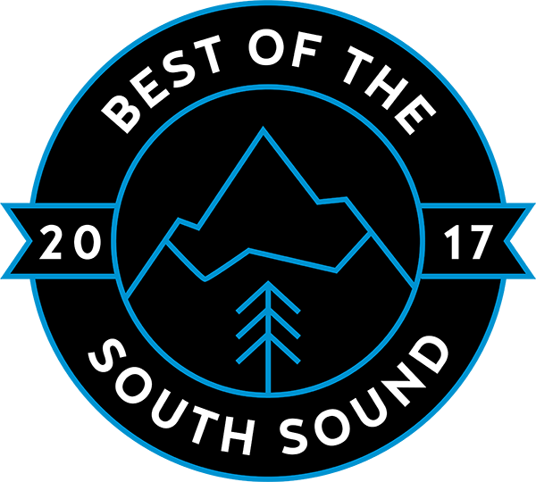 2017 The Best of South Sound Best Large Business and Best Bank| South Sound Magazine