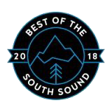 2018 The Best of South Sound Best Large Business and Best Bank| South Sound Magazine