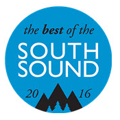 Best Large Business and Best Bank; 2016 The Best of South Sound | South Sound Magazine