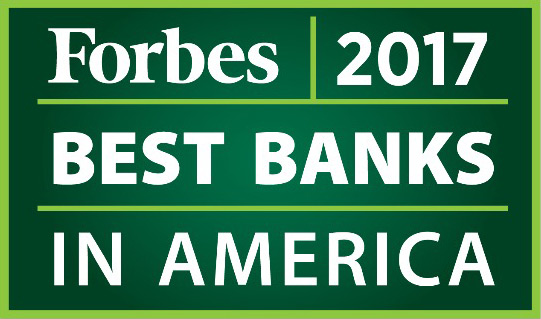 2017 Best Banks in America | Forbes Magazine